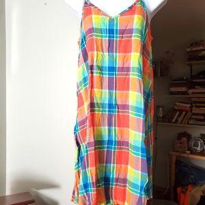 Strappy coloful SO summer dress